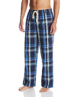 Men's Retro Plaid Woven Pajama Pant by Kenneth Cole Reaction in New Year's Eve