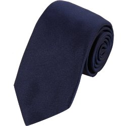 Solid Satin Neck Tie by Barneys New York in The Gunman