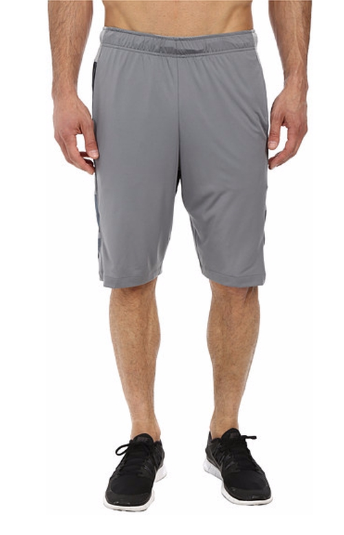 Hyperspeed Knit Camo Short by Nike in Creed