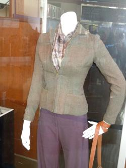 Custom Made Blazer by Jeffrey Kurland (Costume Designer) and Mary Ellen Fields (Dressmaker) in Inception