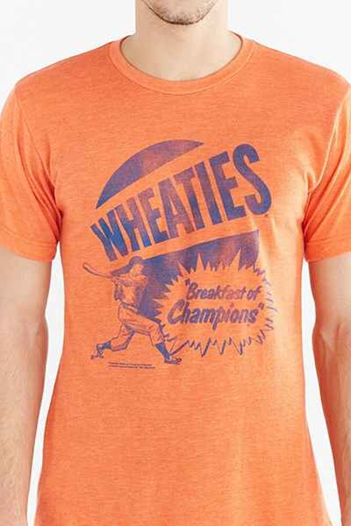 Wheaties T-Shirt by Urban Outfitters in Masterminds
