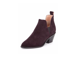Belin Suede Ankle Boots by Sigerson Morrison in Supergirl