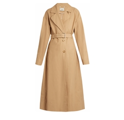 Cotton-Blend Trench Coat by Rachel Comey in The Bachelor