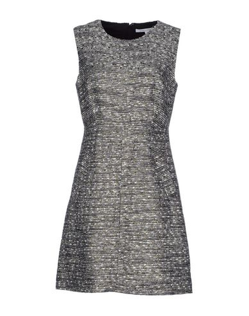Tweed Short Dress by Diane Von Furstenberg in Daddy's Home