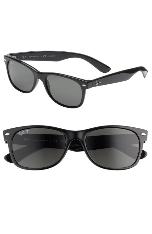 New Wayfarer Polarized Sunglasses by Ray-Ban in Sex and the City 2