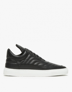 Low Top Tiempo Sneakers by Filling Pieces in We Are Your Friends