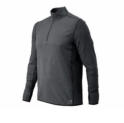 J.Crew N Transit Quarter Zip Shirt by New Balance in House of Cards