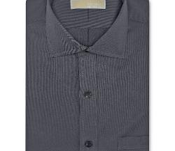 Non-Iron Twill Solid Dress Shirt by Michael Kors in Wish I Was Here