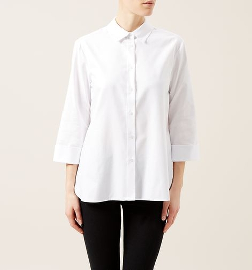 Janie Texture Shirt by Hobbs in Me Before You