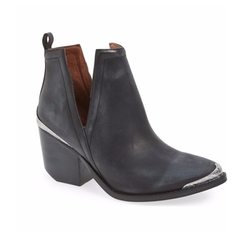 Cromwell Cutout Western Boots by Jeffrey Campbell in Pretty Little Liars