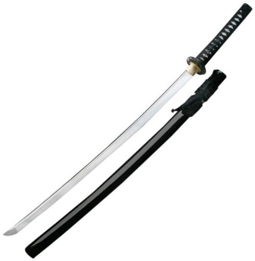 Hand Forged Samurai Sword by Ryumon in The Wolverine