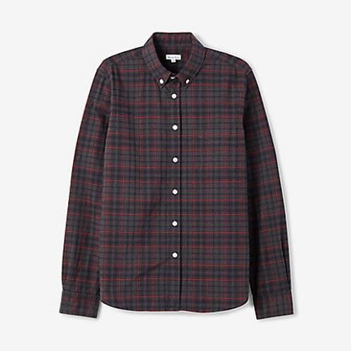 Classic Collegiate Shirt by Steven Alan in Master of None - Season 1 Episode 4