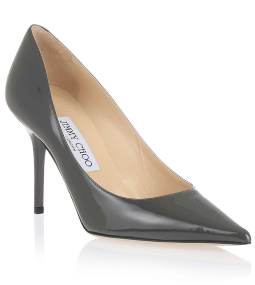 Agnes Patent Leather Pump by Jimmy Choo in Suits - Season 5 Episode 6
