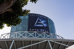 Los Angeles, California by Los Angeles Convention Center in CHIPs