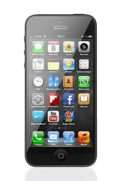 iPhone 5 by Apple in John Wick