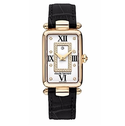 Dress Code Analog Display Watch by Claude Bernard in Notorious