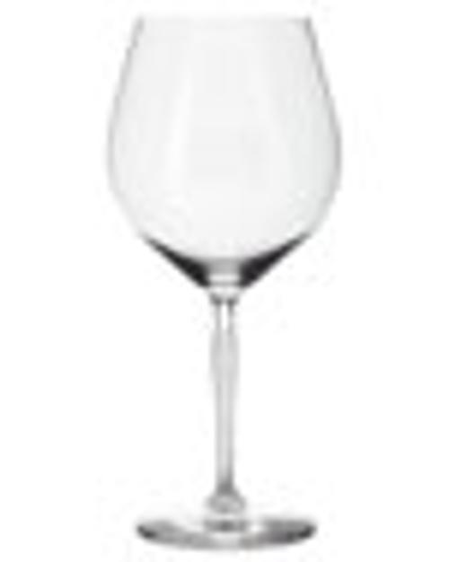 100 Points Burgundy Glass by Lalique in The Other Woman