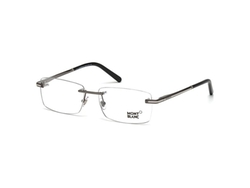 Gunmetal Eyeglasses by Montblanc in The Foreigner