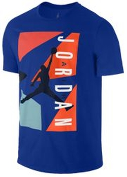 Jordan Retro 7 Blocked T-Shirt by Nike in Barbershop: The Next Cut