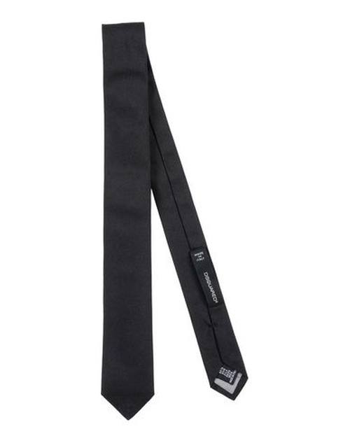 Solid Satin Tie by DSquared2 in We Are Your Friends