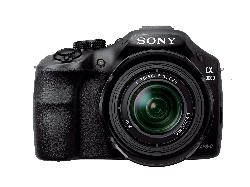 A3000 Interchangeable Lens Digital 20.1MP Camera with 18-55mm Lens by Sony in Blended
