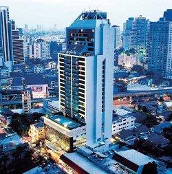 Bangkok, Thailand by Bangkok Hotel Lotus in Only God Forgives
