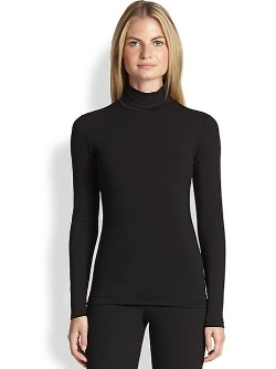 Cailee Jersey Turtleneck by Ralph Lauren Black Label in Fantastic Four