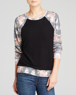 Rose Sleeve Pullover by Wildfox Couture in The Big Bang Theory