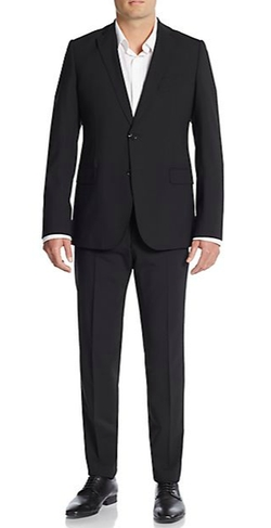 Regular-Fit Virgin Wool Suit by Armani Collezioni in Confessions of a Shopaholic