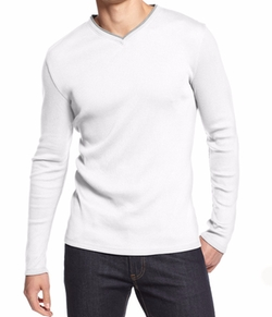 Men's Long Sleeve Shirt by Calvin Klein in King Arthur: Legend of the Sword