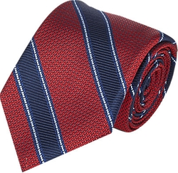 Stripe Jacquard Tie by Fairfax in How To Get Away With Murder
