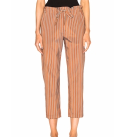 Tie Front Pants by Raquel Allegra in Keeping Up With The Kardashians