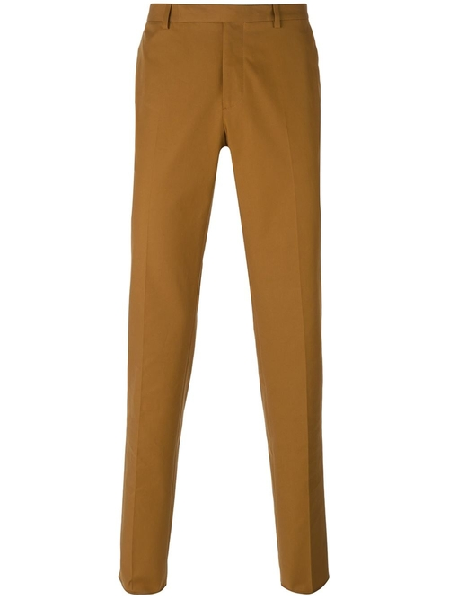 Slim Fit Chino Pants by Maison Margiela in Focus