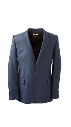Tailored Blazer by Melinda Gloss in Unbroken