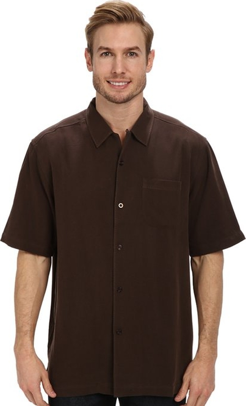 Catalina Twill Camp Shirt by Tommy Bahama in Me and Earl and the Dying Girl