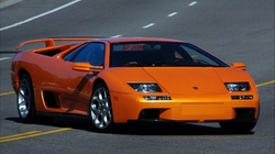 2000 Diablo VT 6.0 Sports Car by Lamborghini in The A-Team