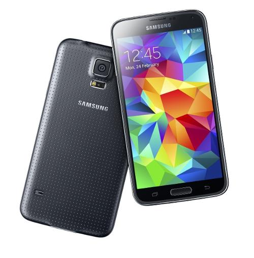 Galaxy S5 by Samsung in Ride Along