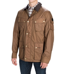 Lowland Jacket by Barbour in The A-Team