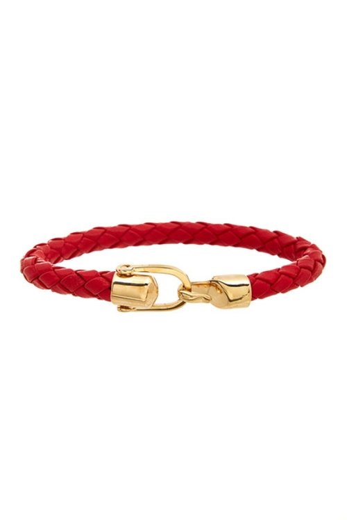 Hinge Woven Bracelet by Ransoun in Boyhood