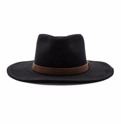 Thorpe Fedora Hat by Brixton in Stranger Things