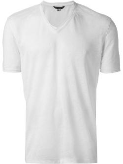 V-Neck T-Shirt by John Varvatos in Fast Five