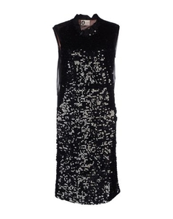 Knee-Length Sequin Dress by Lanvin in American Horror Story