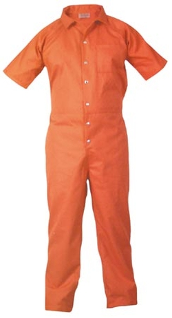 Inmate Jumpsuit by PX:Direct in Pretty Little Liars