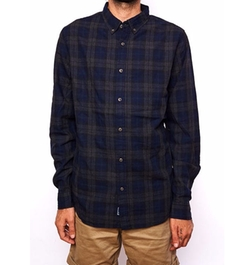 Clark Flannel Shirt by PX Clothing in Death Wish