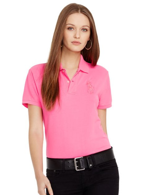 Pink Pony Classic-Fit Polo by Ralph Lauren in Pitch Perfect 2
