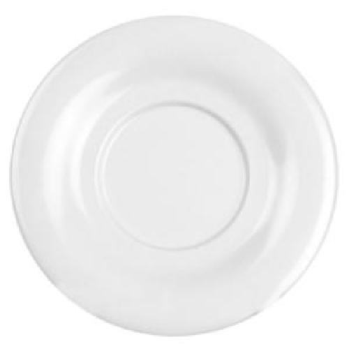 Coleur Saucer in White by Global Goodwill in Transcendence