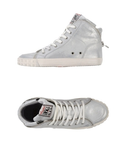 Gray High-Tops & Trainer Sneakers by Ash in Sisters