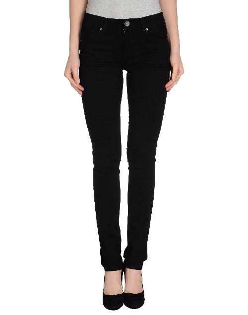 Casual pants by DR. DENIM JEANSMAKERS in Blended