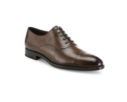 Leather Lace-Up Oxford Shoes by Fratelli Rossetti in How To Get Away With Murder