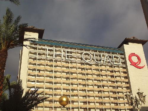 The Quad Resort & Casino Las Vegas, Nevada in Godzilla